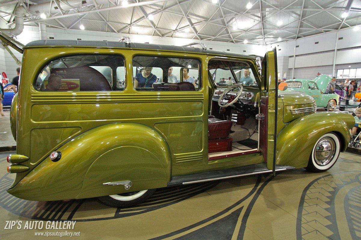 Queensland Hot Rod Show 2016 – Brisbane, Australia | Zip\'s Auto Gallery
