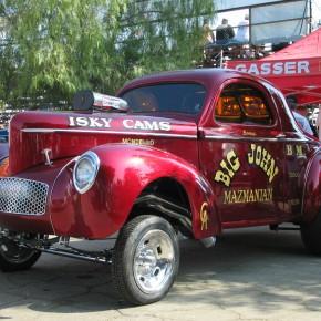 12th Annual California Hot Rod Reunion 2003 - Famosa Raceway