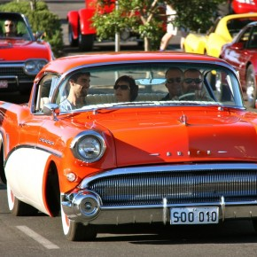 Zippel Cruise Night, Nov 10 2012 - Adelaide Sth Australia
