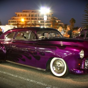 Zippel Cruise Night, Dec 1 2012 - Adelaide, Sth Australia