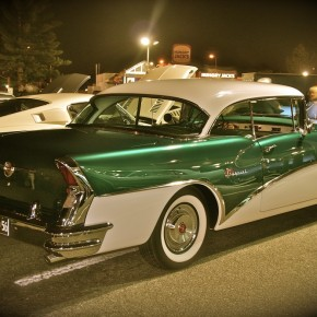 Zippel Cruise Night Jan 12 2013 - Adelaide Sth Australia