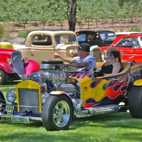 Cruise On 2013 - Tanunda, Barossa Valley, Sth Australia