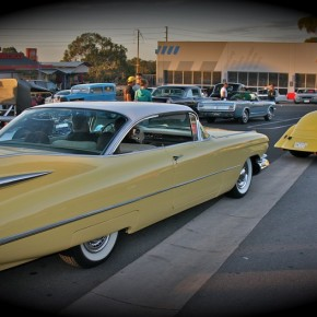 Zippel Cruise Night, Feb 9, 2013 - Adelaide, Sth Australia