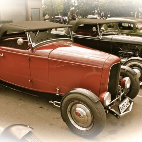 Hot Rod & Kustom Showdown 2013 - Adelaide, Sth Australia