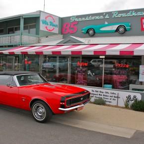 Freestone's Roadhaven & 60's Diner - Aireys Inlet, Victoria, Australia
