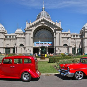 50th Victorian Hot Rod Show - Australia