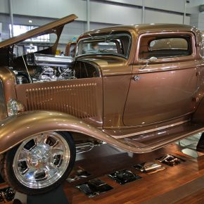 Queensland Hot Rod Show 2016 - Brisbane, Australia