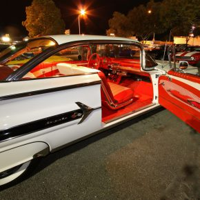 Zippel Cruise Night, Oct 8, 2016 - Adelaide, Sth Australia