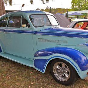 Hot Rods & Classics Picnic 2015 - Uraidla Oval, South Australia