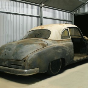 BUILD-UP: 1950 Chevy Sport Coupe