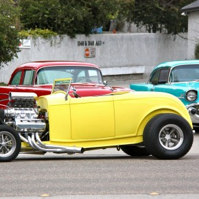 21st Arroyo Grande Valley Car Show 2010 - California